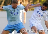 Pandurii a terminat la egalitate cu Dinamo Moscova