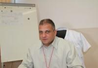 Bolnavi internați în biroul managerului Spitalului Județean