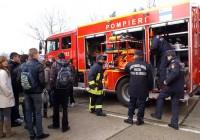 Pompierii angajează șofer