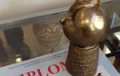 """Caricaturistul Aurelian Șuță a câștigat """"Mărul de aur"""""""
