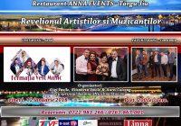 Sute de folcloriști se vor distra la Revelionul Artiștilor și Muzicanților de la Târgu-Jiu!