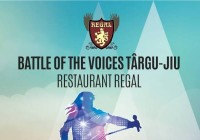 """Concursul de talente muzicale """"Battle of the Voices"""", în premieră la Târgu Jiu"""
