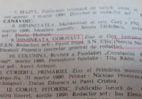 """Narcis Neaga, fostul director al CNADR, a fost redactor șef la """"Dimineața Gorjului"""", ziarul FSN. Avem dovada!"""