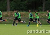 Pandurii a cooptat în lot trei fotbalişti de la echipa a doua