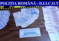 Bani falși la Turceni