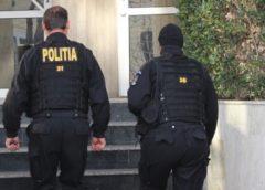Peste 100 de percheziţii într-un dosar de evaziune fiscală cu prejudiciu de 2.000.000 de euro