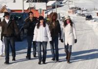 Cupa Rotary la schi