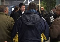 Ministrul Energiei s-a întâlnit cu greviștii foamei. Protestul continuă