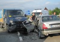 130 de accidente grave în județul Gorj. 31 de persoane au murit