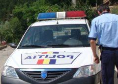 Un gorjean a avariat mașina poliției din Constanța! Vezi ce a făcut