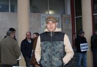 Liderul PNL PNL Gorj a intrat în greva foamei