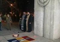 Brâncuși a fost comemorat la Poarta Sărutului