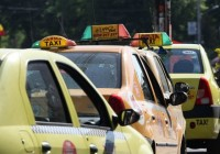 Taximetrist, prins beat la volan