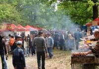 1 Mai celebrat prin serbări câmpenești și spectacole de muzică populară la Târgu-Jiu