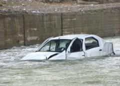 Salt mortal în râul Gilort