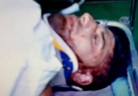 Fiul  manelistului Guță, rănit grav într-un accident petrecut lângă Târgu Jiu