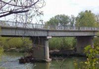 Se va deschide circulația pietonală pe podul peste râul Jiu