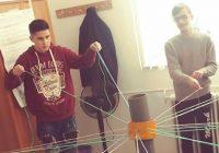 Au început Atelierele ROI la Liceul Energetic din Târgu-Jiu! Viitorii electricieni învață să lucreze în echipă