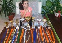 Performanță! Motreanca Alexia Bojin, locul 12 pe țară-categoria 10 ani- în clasamentul Federației Române de Tenis