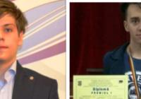 Olimpicii Vlad Țîr și Alexandru Guțoiu au obținut premiul I la un concurs național de fizică