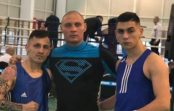 Doi sportivi din Târgu Jiu s-au calificat la Campionatul European de Box Under 22