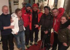 Un cetățean danez care s-a rătăcit în Munții Parâng a fost salvat de salvamontiștii gorjenii