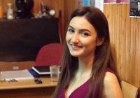 """Miss România 2017, târgujianca Elvira Bolovan, pe scena semifinalei Eurovision: """"Muzica este totul pentru mine, nu mă văd făcând altceva!"""""""