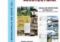 """Lucrările arhitecților participanți la """"Anuala de arhitectură Oltenia 2017"""", expuse la Târgu-Jiu"""
