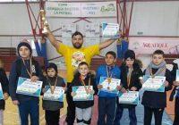"""Premii importante pentru sportivii motreni! Au participat la Cupa ,,Caraimanul"""" de la Bușteni"""