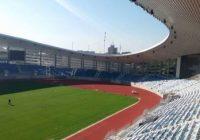 Proiectul de amenajare exterioară a Stadionului Municipal, analizat de reprezentanții CNI