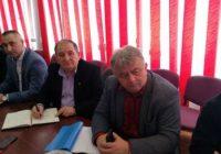 Managerul Boza și primarul Jianu, la o acțiune organizată de PSD