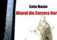 Scriitoarea Catia Maxim va lansa la Târgu Jiu ultimul său roman
