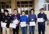 """Rezultate excepționale obținute de elevii Colegiului Național """"Tudor Vladimirescu"""" la Olimpiada Națională de Informatică"""