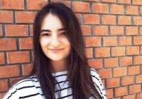 """S-a calificat la faza națională a olimpiadei de limba latină! Novăceanca Adriana Moța, elev model : """"Contează să nu renunţi la idealurile tale"""""""