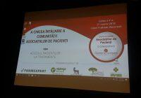 """Asociația Română de Oncologie """"Sfânta Ana"""", reprezentată la Conferința Națională dedicată Asociațiilor de Pacienți"""