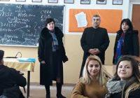 O judecătoare, în vizită la Liceul Teologic din Târgu-Jiu! Află motivul
