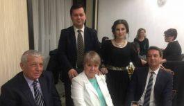 Imagini cu primarul Romanescu la întâlnirea de 20 de ani