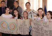 """Lecție de istorie și patriotism la Motru: """"Astăzi noi am fost Basarabia!"""""""