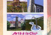 """""""Artă à la Cluj"""" – Expoziție de prezentare a județului Cluj la Muzeul Județean Gorj"""
