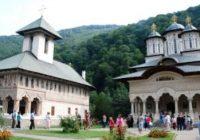 Sărbătoare la Mănăstirea Lainici