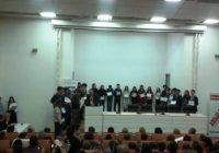 Olimpicul Bogdan Sprîncenatu din Motru, mențiune specială la olimpiada națională de chimie