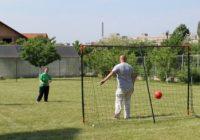 Competiție sportivă pentru persoanele cu dizabilități la Suseni