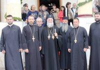 """Mitropolitul Olteniei, slujbă la Biserica """"Sfinţii Împăraţi"""" din Târgu Jiu"""