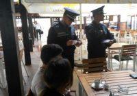 Razie a polițiștilor în barurile de lângă unitățile de învățământ: 12 liceeni chiuleau de la cursuri