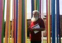 """""""Pădurea colorată"""", la Palatul Mogoșoaia! Artistul Mihai Țopescu, """"Manifest"""" împotriva poluării şi a defrişărilor"""