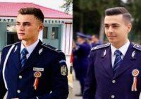 Doi tineri polițiști din Târgu Jiu au salvat viața unui șofer implicat într-un accident rutier